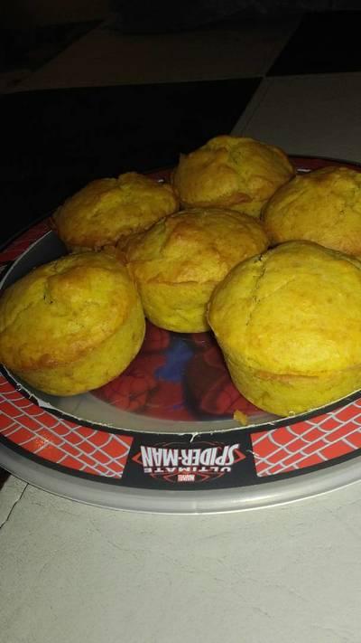 Muffins de mandarina