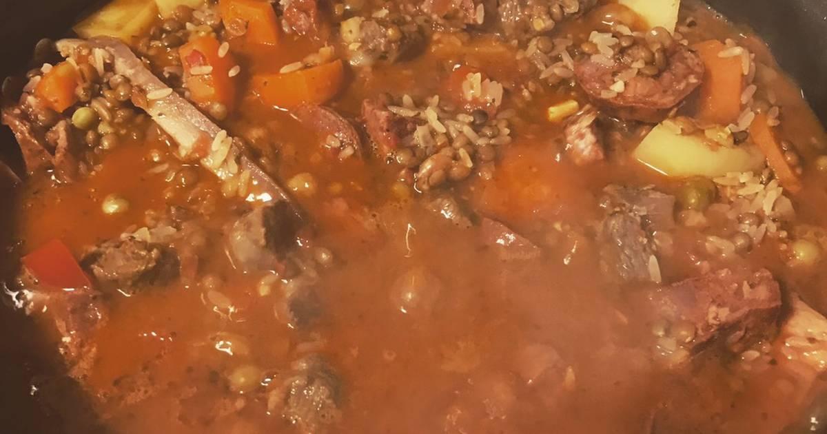 Guiso De Maiz 4266 Recetas Caseras Cookpad