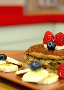 Ideas de desayuno. Tortitas de avena {FitKen}