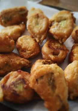 Alcachofas fritas al modo italiano