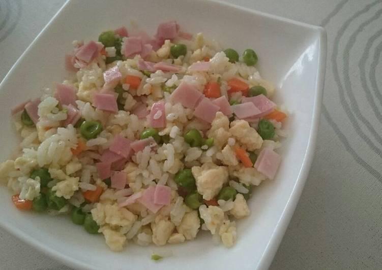 Arroz 3 delicias receta de rox brooks cookpad for Cocinar arroz 3 delicias