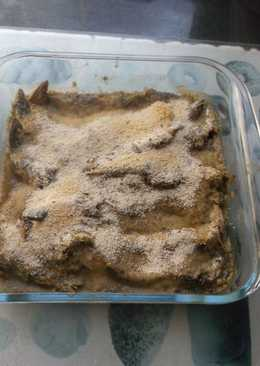 Sardinas maceradas al horno