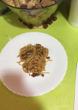 #PastaBoloñesa 🍝