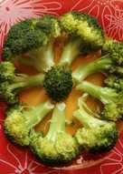Brócoli al vapor en 2 pasos y 10 minutos