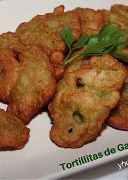 Tortillitas de Gambas