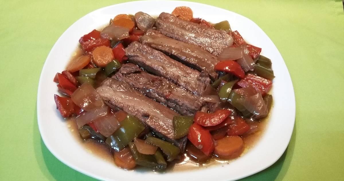 Comidas agridulces 117 recetas caseras cookpad for Buscar comidas caseras