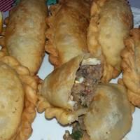 EmpanadasCriollas de Carne, jugosas