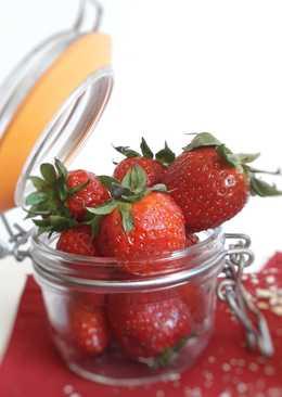 Fresas de postre