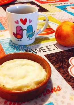 Desayuno saludable bajo en carbohidratos