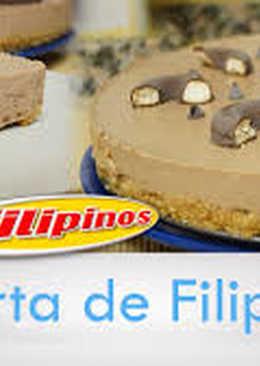 Tarta de Filipinos