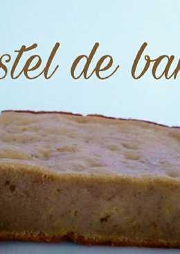 Pastel de banano / Torta de cambur