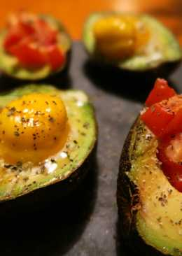 Baked Avocado