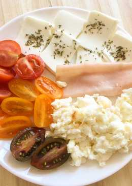 Desayuno sin Carbohidratos