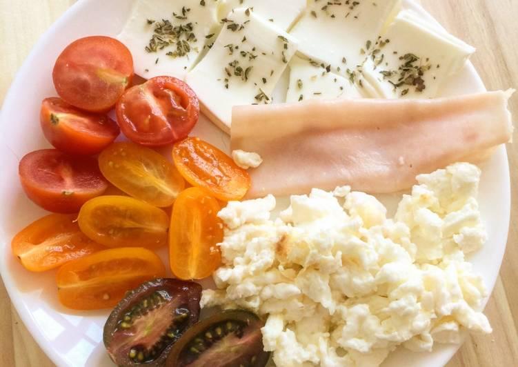 Desayuno sin carbohidratos receta de macarena s nchez for Desayunos sin cocinar
