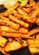 Patatas fritas de boniato