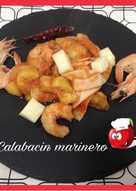 Calabacín marinero