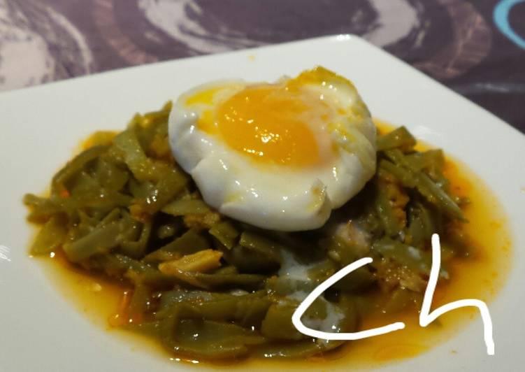 Judías verdes esparragadas Receta de chontesta Cookpad