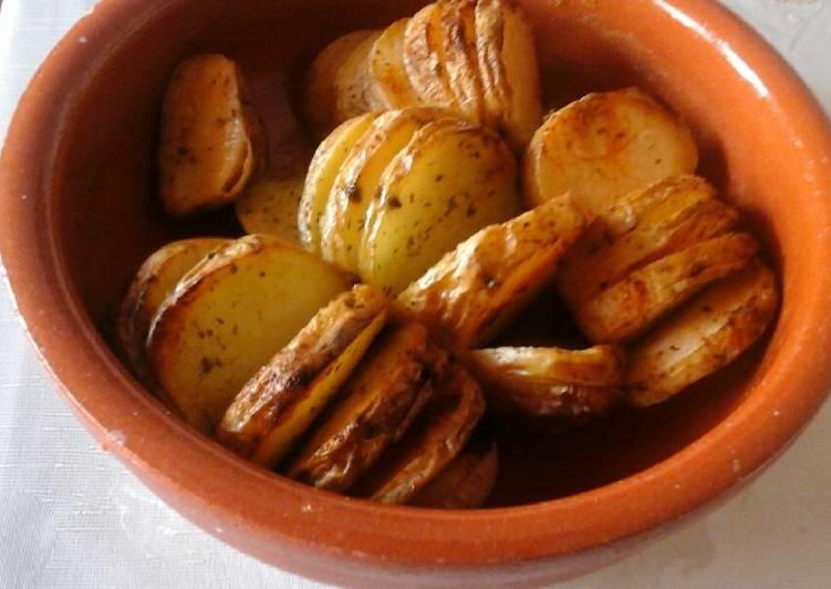 Patatas suecas al horno receta de paquiacevedo cookpad - Patatas pequenas al horno ...