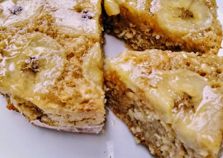 Image Result For Receta De Torta De Banana Con Avena