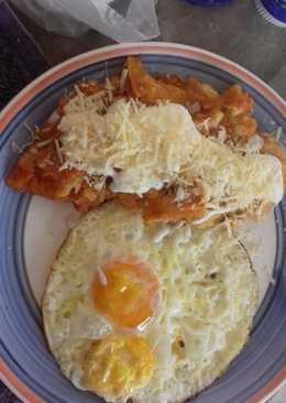 chilaquiles 87 recetas caseras cookpad