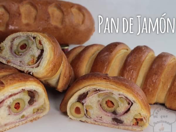 Pan de Jamón para principiantes