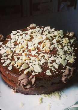 Bizcocho de Baileys de chocolate belga🍫 para empezar el año🎉