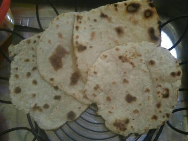 Chapati / Roti / Naan
