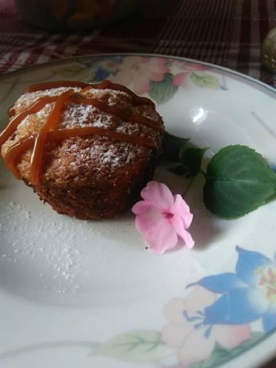 Bizcochuelo de yogurt 123 versión muffins