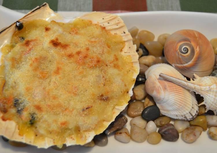 Concha De Mar Receta De Lasdeliciasdemayte Cookpad - Fotos-de-conchas-de-mar