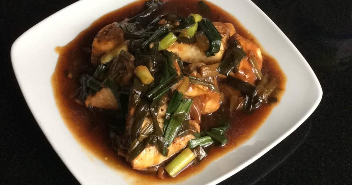Sudado de pescado 6 recetas caseras cookpad for Pescado chino