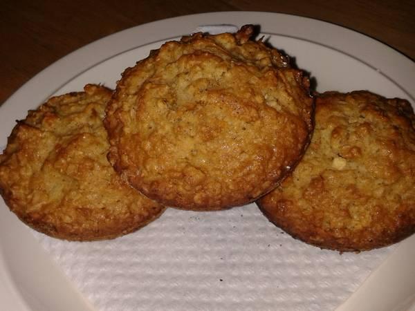 Muffins de zanahoria y coco