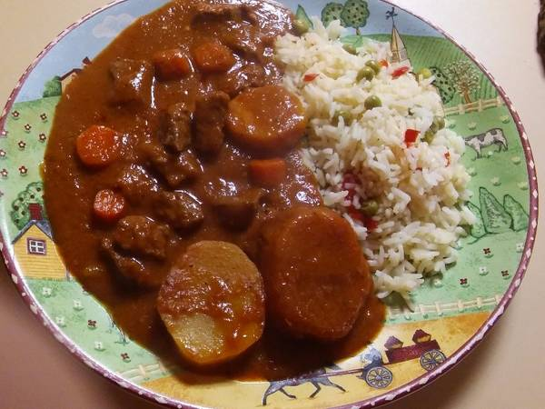 Carne Guisada de Guatemala ♥