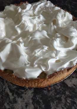 Lemon pie exquisito 😘
