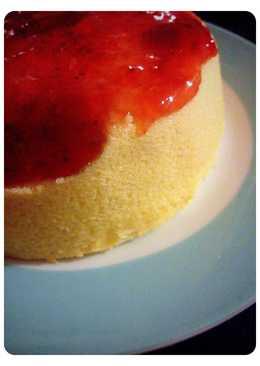 Cheesecake japonés o Soft Cotton Cake