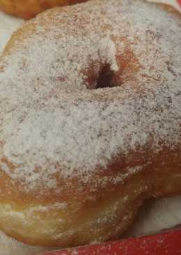 Donuts indonesios