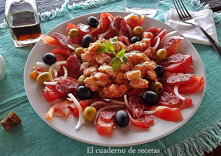 Ensalada Ibicenca