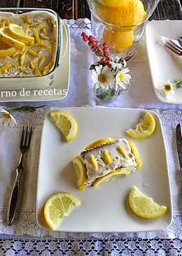 Carlota de Limón [Postre Mexicano]