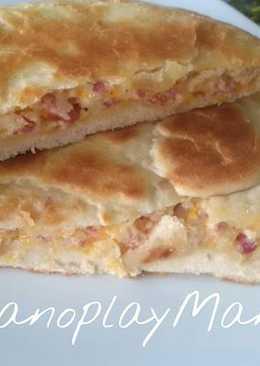 """Pan """"khachapuri"""" o pan relleno georgiano en gme, f y g y tradicional"""