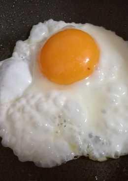 Huevo sano y rápido para niños: ¡a la plancha sin sal!