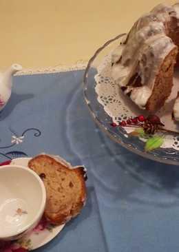 Bundt  Cake con sabor a Navidad