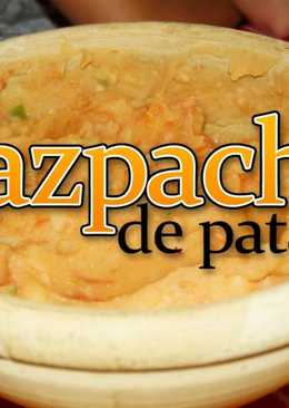 Gazpacho de patatas
