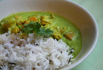 Matcha Green Curry