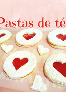 Pastas de té caseras especiales día de la madre o San Valentín