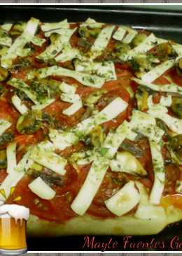 Pizza mixta
