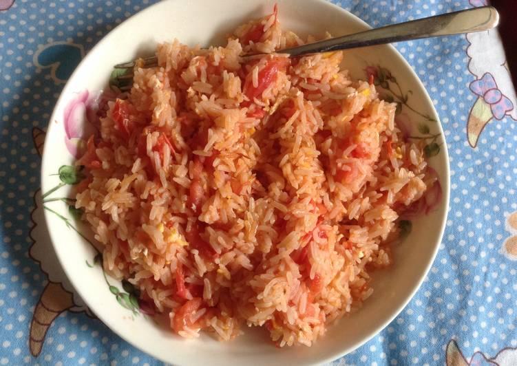 Arroz salteado receta de yunisleidis cookpad - Salteado de arroz ...