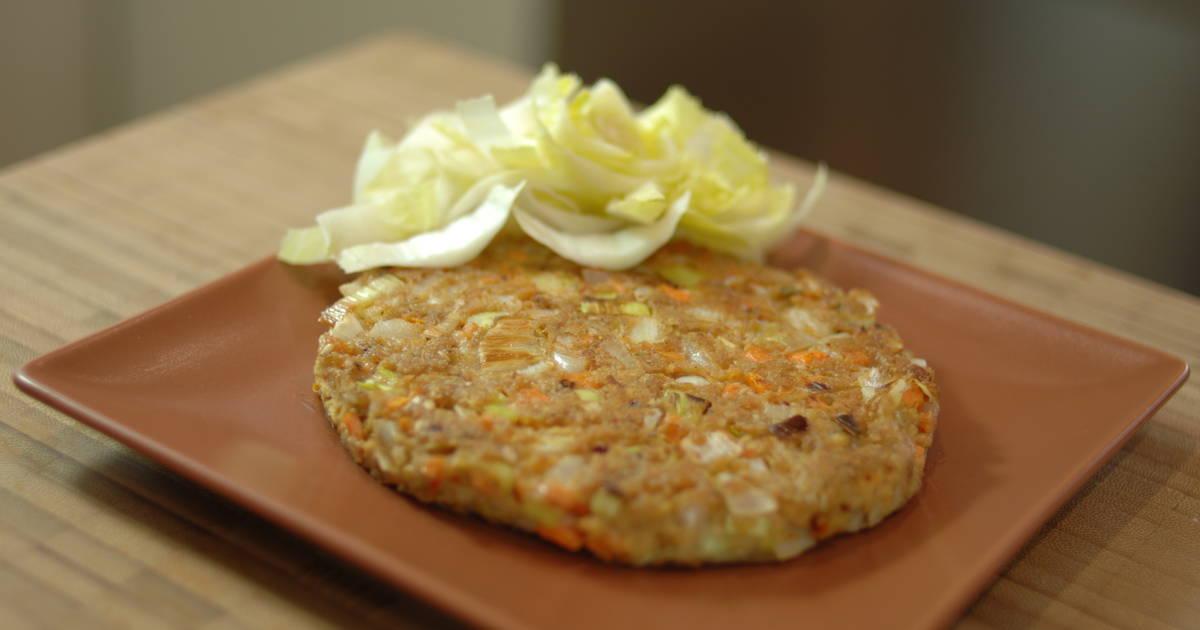Recetas de hamburguesas vegetarianas - Hacer hamburguesas vegetarianas ...