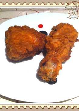 Pollo estilo KFC