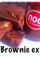 Brownie de Nocilla
