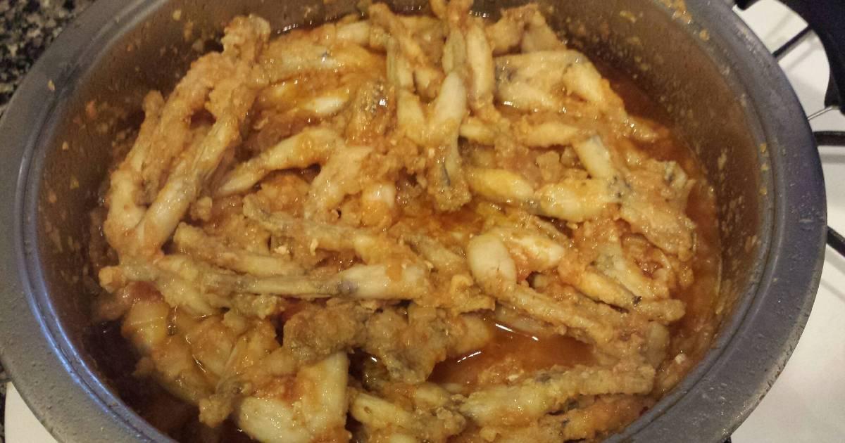 Recetas para cocinar ranas