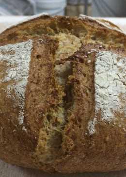 Pan de centeno 50%